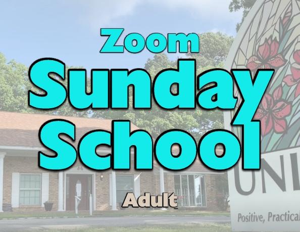 Sunday School - Zoom