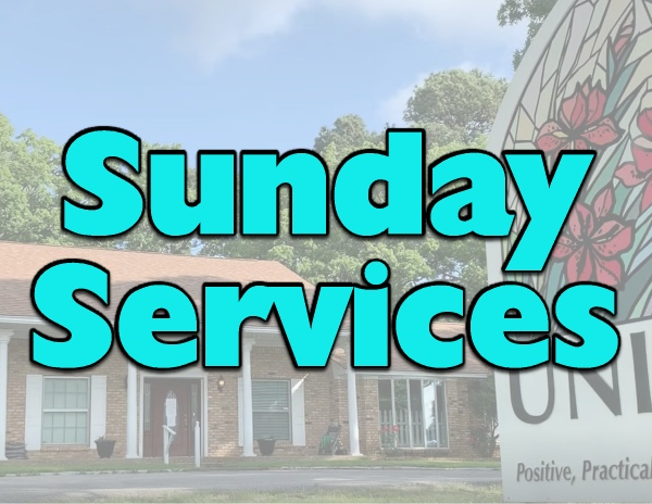Sunday Services (In Person)