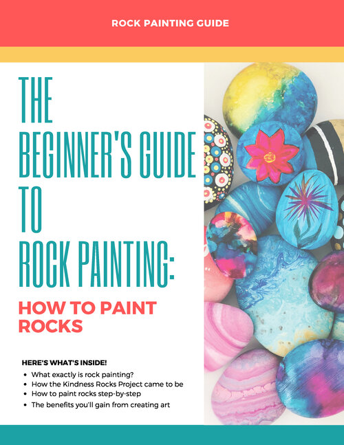 The Beginner's Guide to Rock Painting