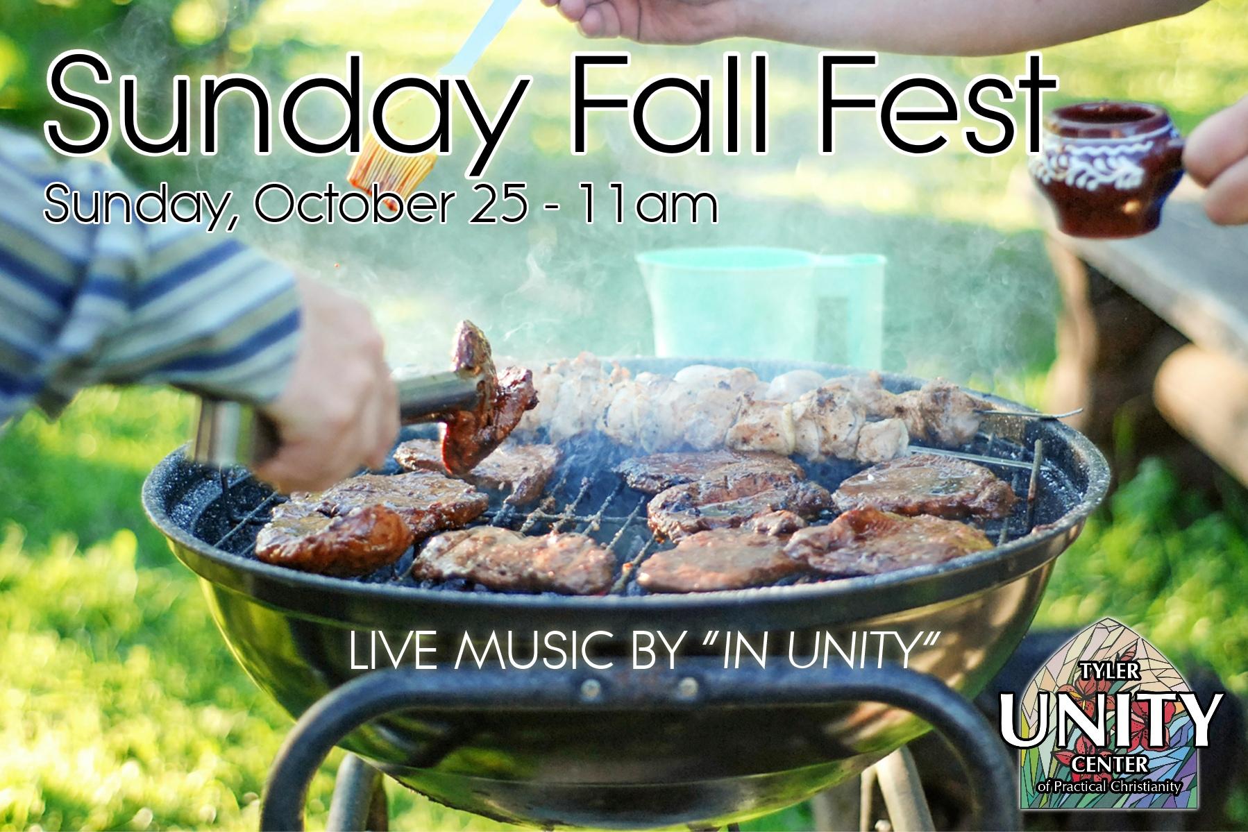 Sunday Fall Fest